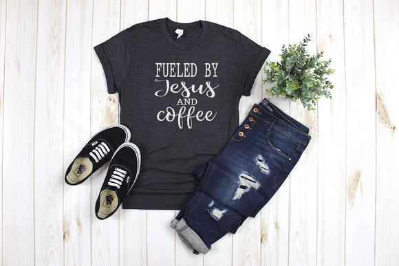Coffee & Jesus Printed Tee