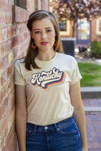 Kentucky Printed Tee