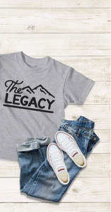 The Legacy Printed Tee