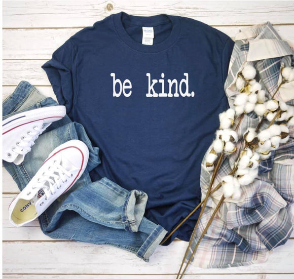 Be Kind Printed Tee