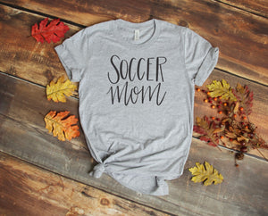 Soccer Mom Screen Print