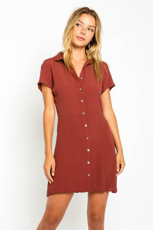 Dakota Shirt Dress