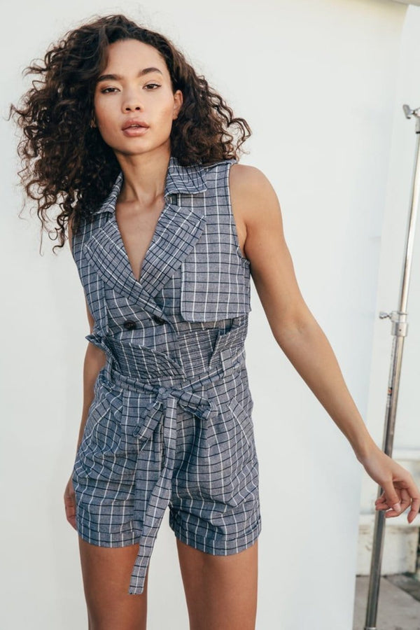 Off the Grid Romper