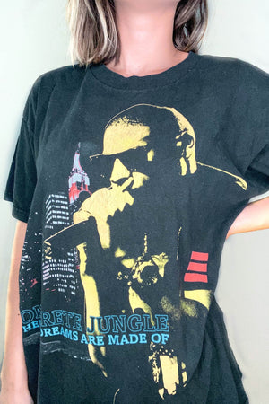 Vintage Jay-Z Concrete Jungle Tee