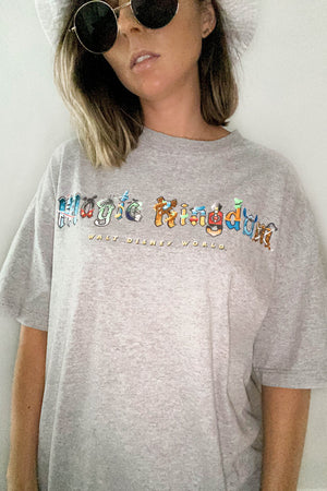 Vintage Walt Disney World Tee