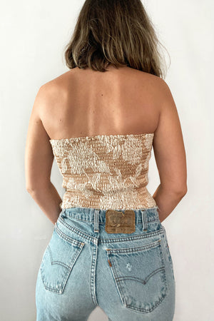 Vintage Rose Corset Top