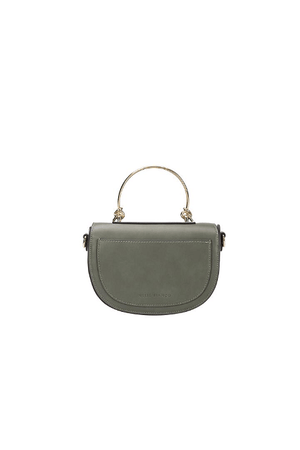 Isabel Olive Top Handle Bag
