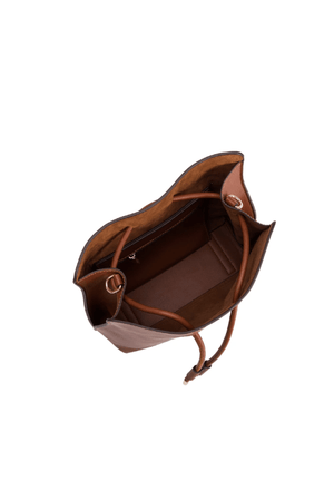 Leia Saddle Shoulder Bag