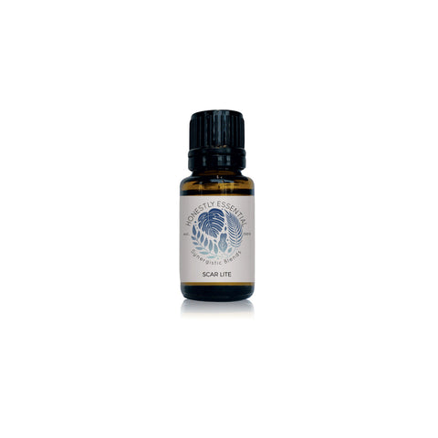 Scar Lite - Synergistic Blends | Honestly Essential Oils cell regenerator, scar, scar healer, scarring, skin-health, synergistic, synergistic blend, wound-recovery