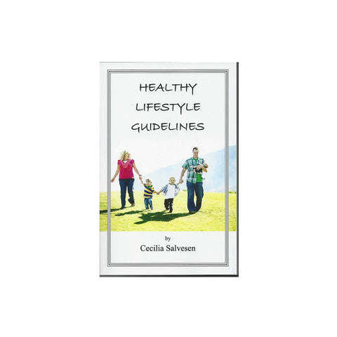 Healthy Lifestyle Guidelines Book - Books and Education | Honestly Essential Oils books, disease, guidelines, healthy, lifestyle, nutrition, wellness