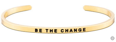 Be The Change - Mettaband Bracelets
