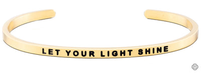 Let Your Light Shine - Mettaband Bracelets