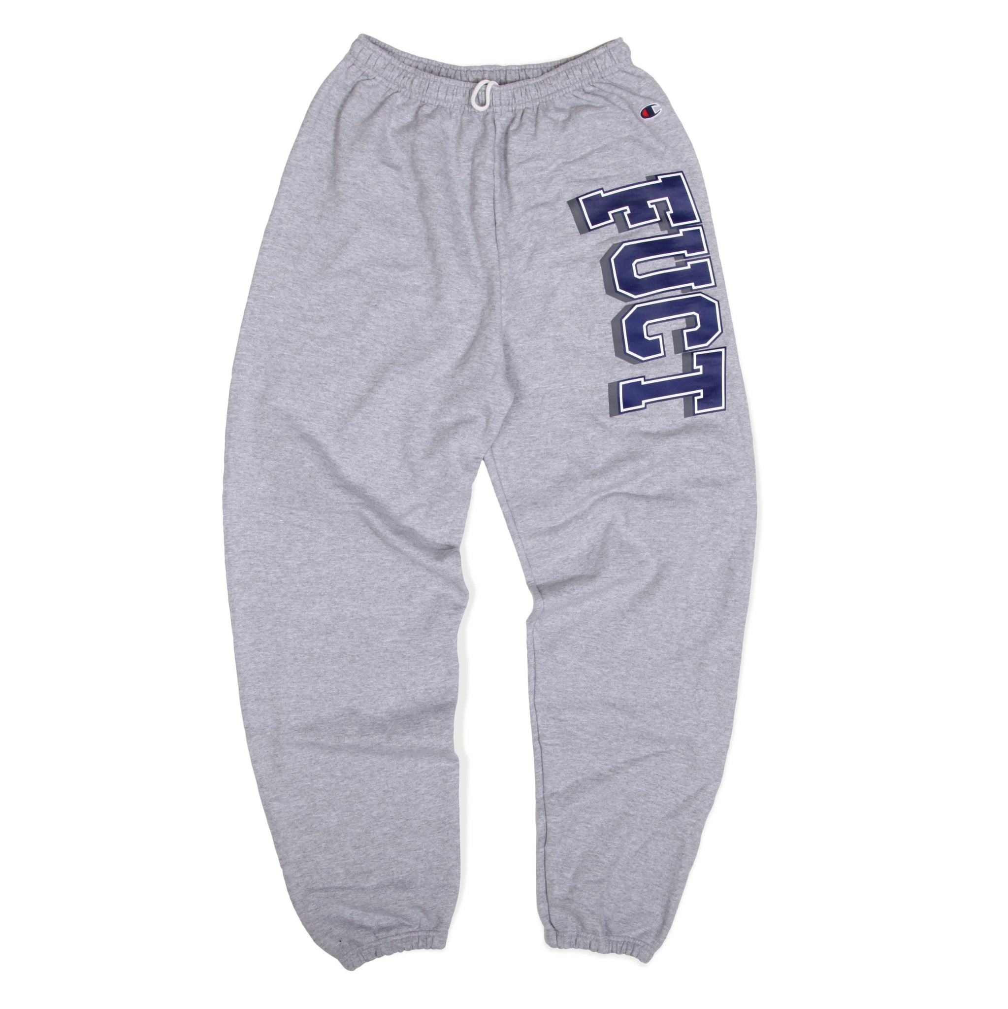 ACADEMY CHAMPION SWEATPANTS ATHLETIC GRAY