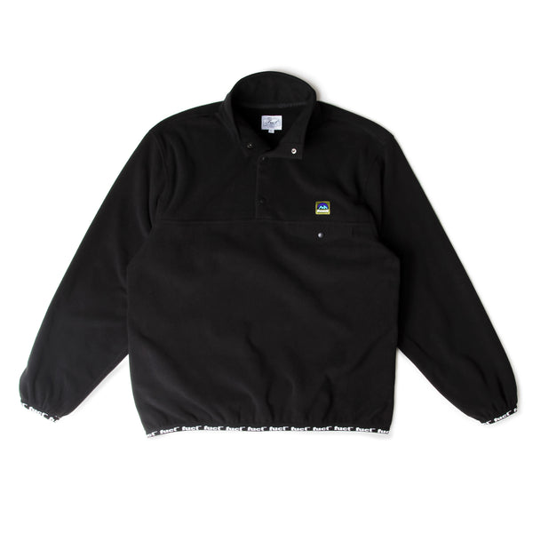 POLAR FLEECE BLACK