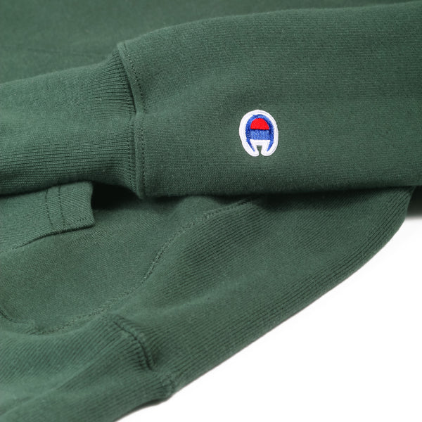 OG LOGO CHAMPION HOODED SWEATSHIRT