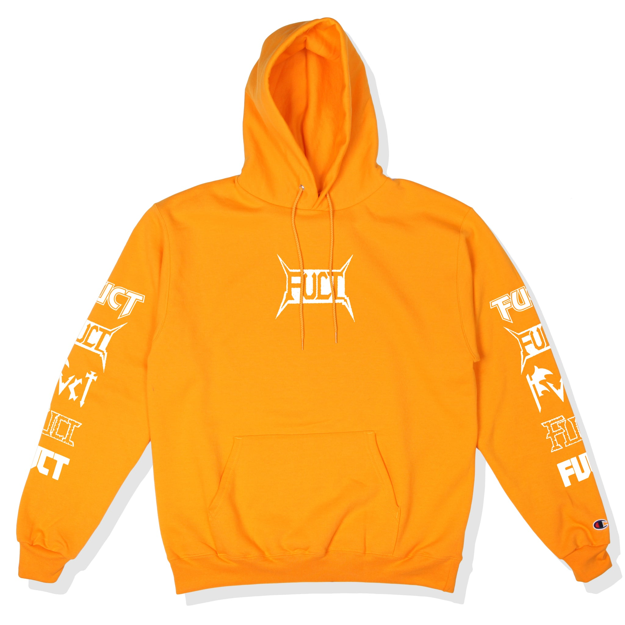 NUCLEAR LOGO CHAMPION HOODIE