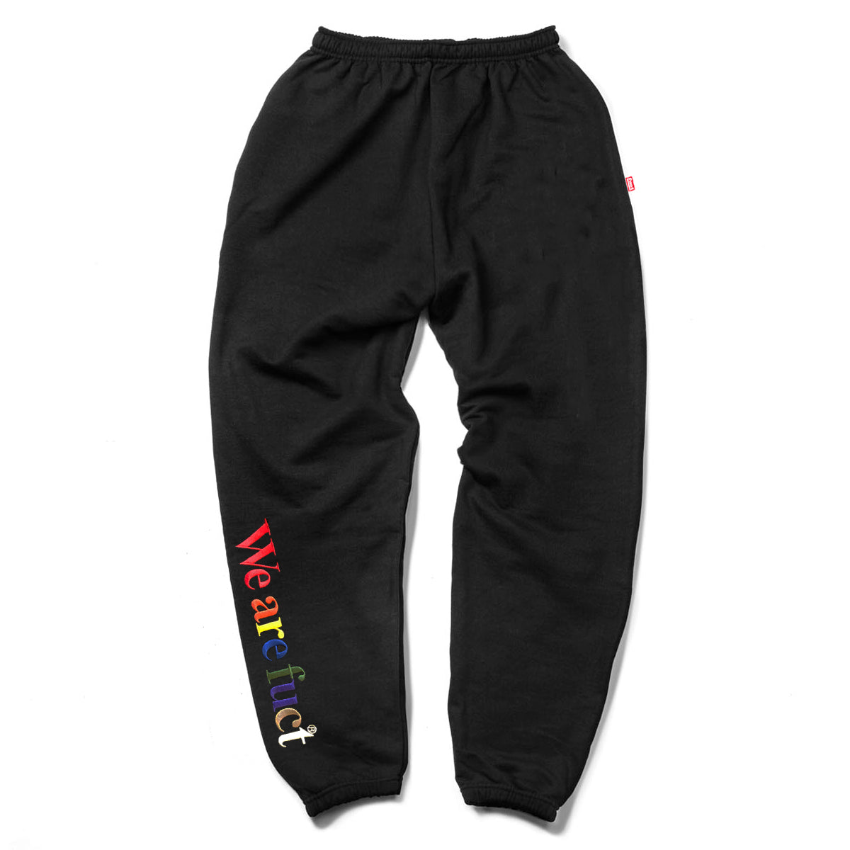 WE ARE FUCT SWEATPANTS