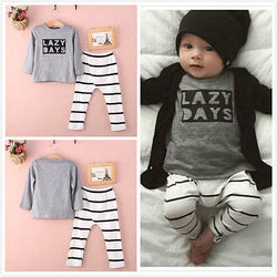 2 Pcs Lazy Dayz - House Of Isaac