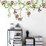 Monkey Wall Decor - House Of Isaac