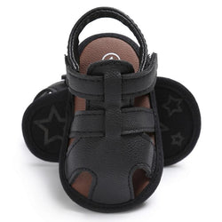 Leather Sandals - House Of Isaac