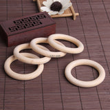 Natural Teething Rings - House Of Isaac