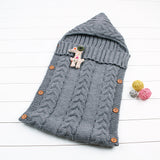 Knitted Swaddle - House Of Isaac