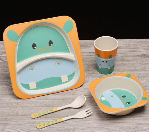 Table Manners Set - House Of Isaac
