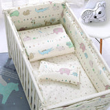 10pcs Animal Crib Set - House Of Isaac