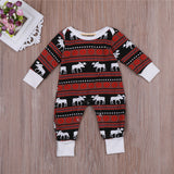 Moose Romper - House Of Isaac