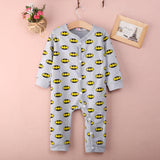 Batman Romper - House Of Isaac