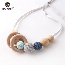 Teething Necklace - House Of Isaac