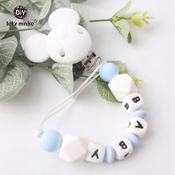 Pacifier Clip Bracelet - House Of Isaac