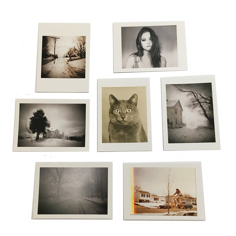 "Todd Hido ""Silver Meadows"" Box Set (Nazraeli Press)"