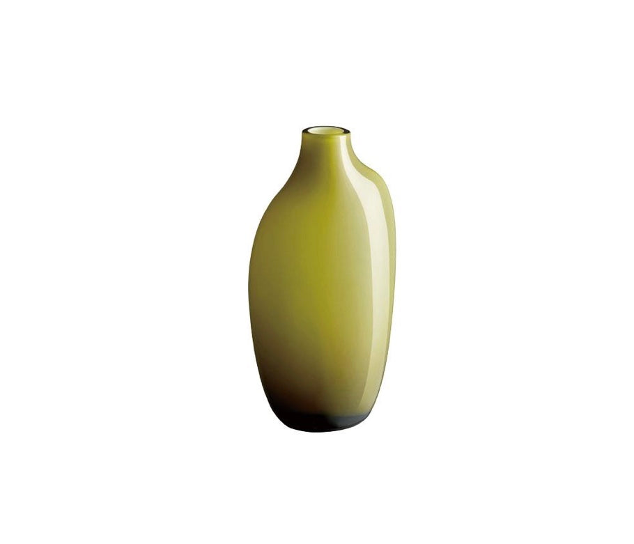 Kinto USA- Sacco Vase glass 03 Green