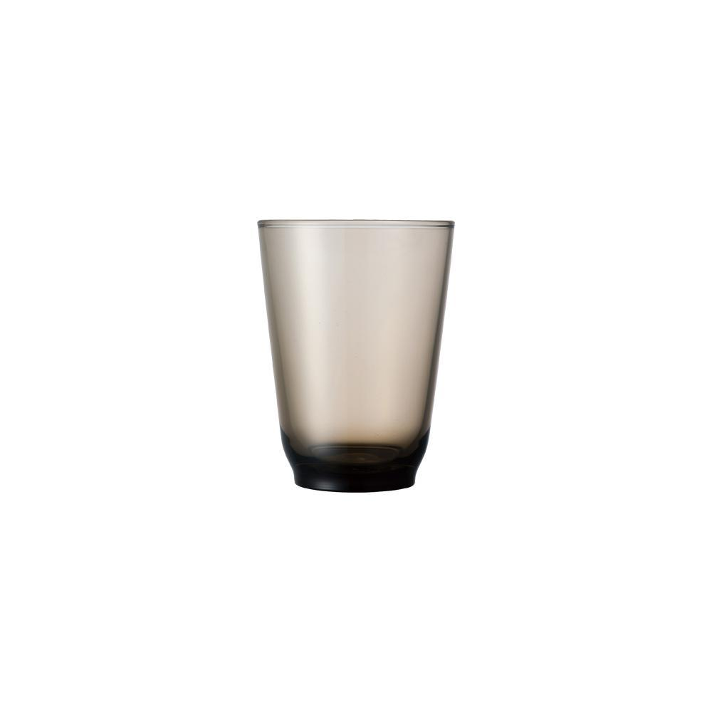 Kinto Hibi Tumbler, Brown, 12 oz.
