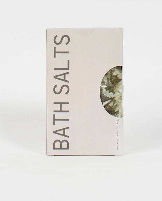 Sounds- Banya Bath Salts