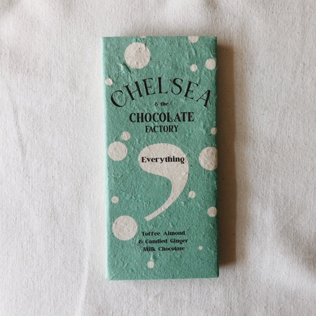 Chelsea & The Chocolate Factory- Everything Chocolate, 2 oz.