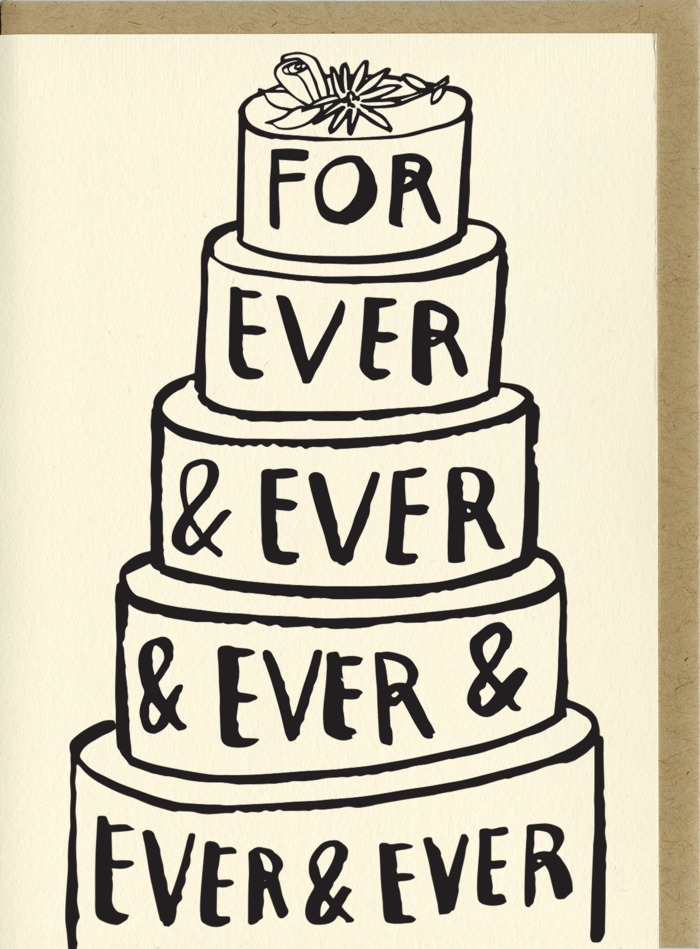 People I've Loved- Forever and Ever Card