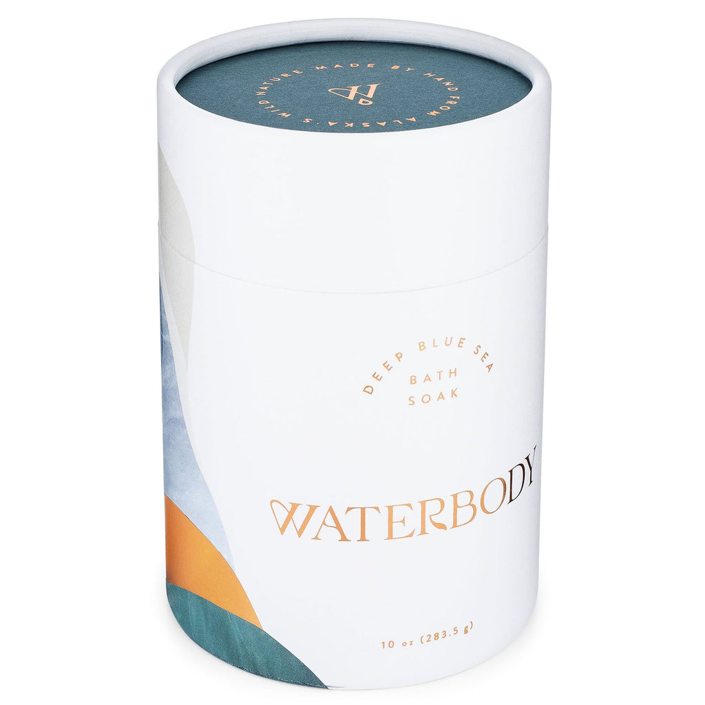 Waterbody- Deep Blue Sea Bath Soak