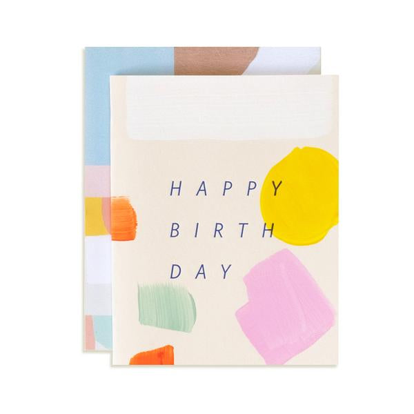 Moglea- Spectrum Birthday Card