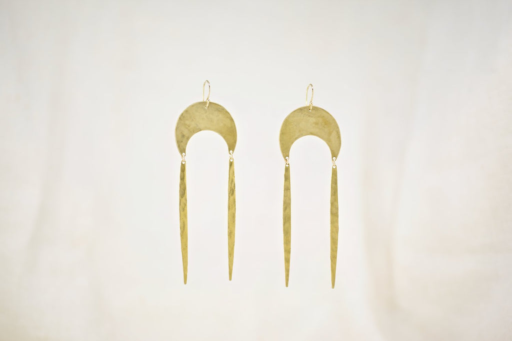 Mountainside Made- Capri Earrings