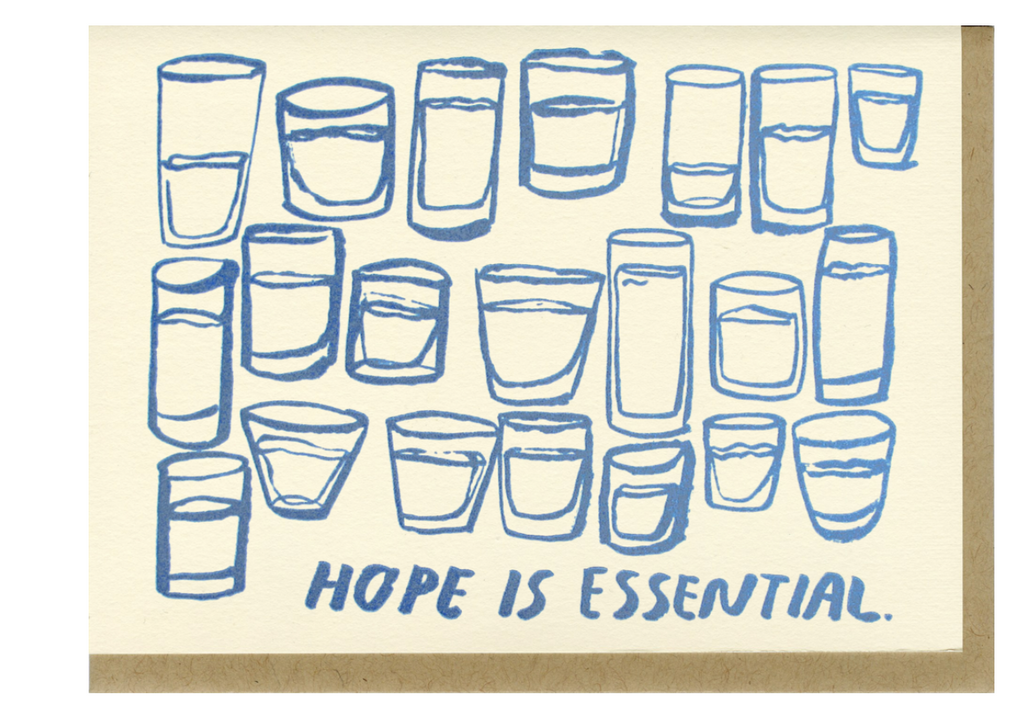 People I've Loved- Hope Is Essential Card