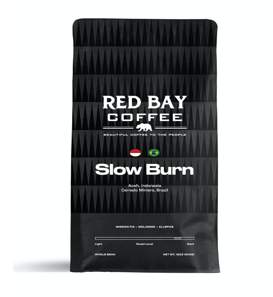 Red Bay Coffee- Slow Burn, whole bean