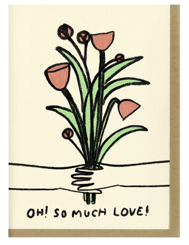 People I've Loved- Oh So Much Love Card