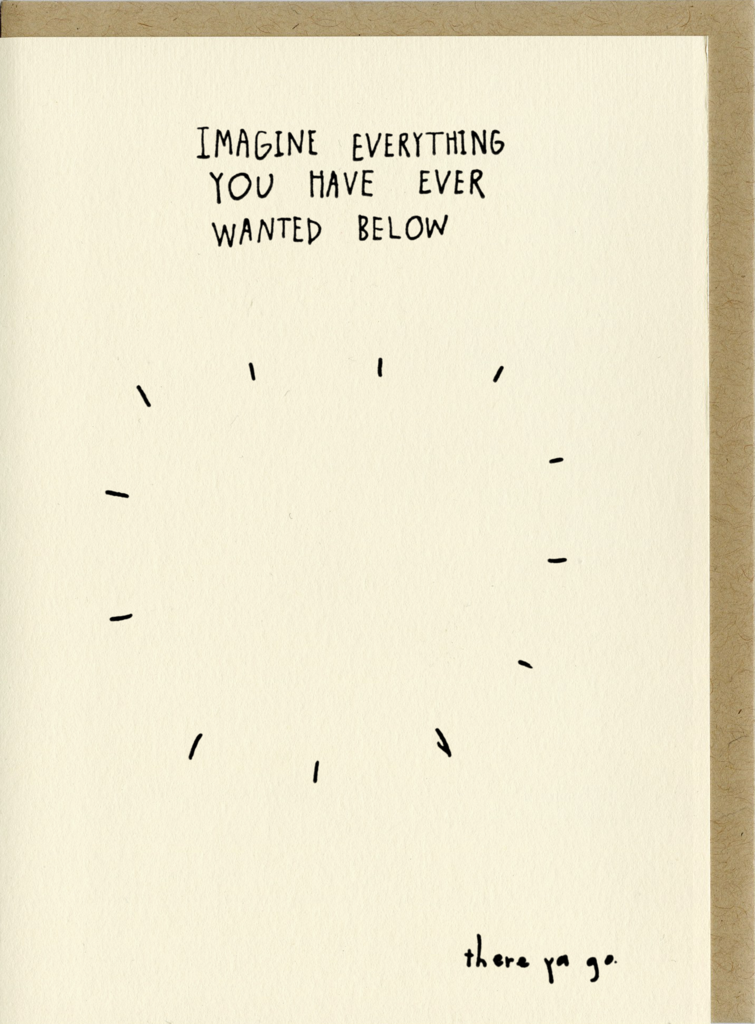 People I've Loved- Everything Card
