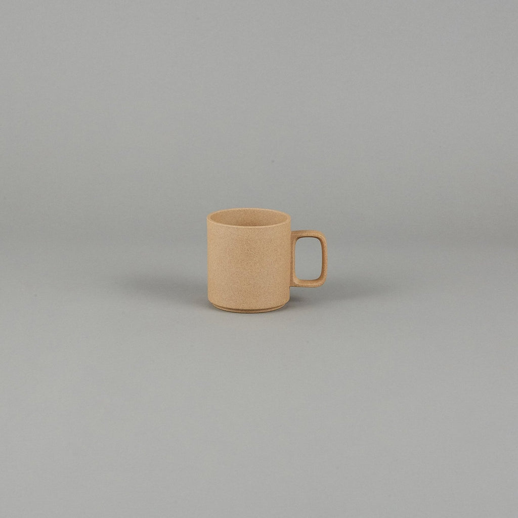 Hasami Porcelain Mug, Natural