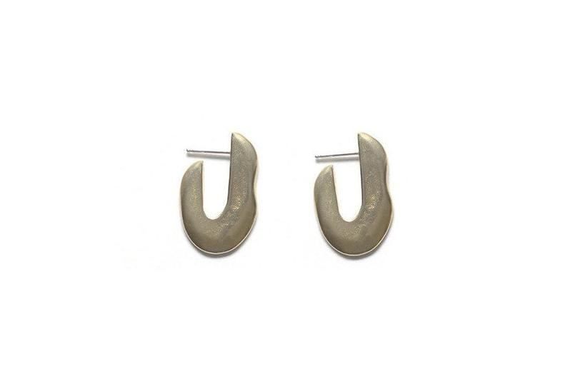 Seaworthy - Iesha Earrings, Sterling silver