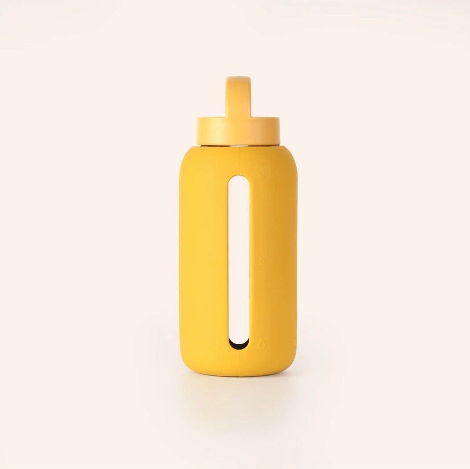 Bink Day Bottle, Mustard