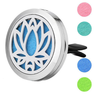 Blissful Lotus Car Diffuser