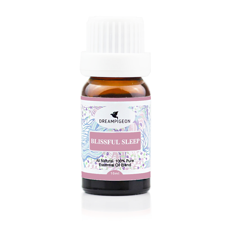 Blissful Sleep Essential Oil Blend